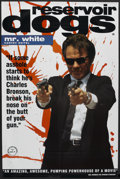 "Movie Posters:Crime, Reservoir Dogs (Miramax, 1992). British Poster (40"" X 60""). Crime....."