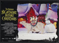 "Movie Posters:Fantasy, The Nightmare Before Christmas (Buena Vista International, 1993).Italian Posters (2) (18"" X 25""). Fantasy.. ... (Total: 2 Items)"
