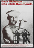 """Movie Posters:Comedy, The Last Detail (Columbia, 1973). German A1 (23"""" X 33""""). Comedy.. ..."""
