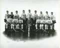 Hockey Collectibles:Photos, 1931-32 Toronto Maple Leafs Stanley Cup Champions Original TurofskyPhotograph....