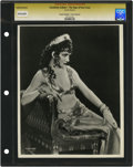 """Movie Posters:Comedy, Claudette Colbert in """"Sign of the Cross"""" (Paramount, 1932). KeybookStill (8"""" X 11"""").. ..."""