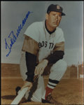 Autographs:Photos, Ted Williams Signed Photograph...