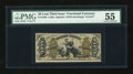 Fractional Currency:Third Issue, Fr. 1356 50c Third Issue Justice PMG About Uncirculated 55....