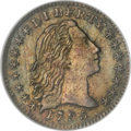 Early Half Dimes, 1795 H10C MS65 NGC....