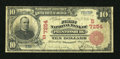 National Bank Notes:Kentucky, Prestonburg, KY - $10 1902 Red Seal Fr. 613 The First NB Ch. #(S)7254. ...