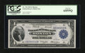 Fr. 710 $1 1918 Federal Reserve Bank Note PCGS Gem New 65PPQ