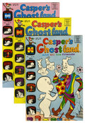 Bronze Age (1970-1979):Cartoon Character, Casper's Ghostland File Copy Group (Harvey, 1969-75) Condition:Average NM-.... (Total: 40 Comic Books)