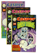 Bronze Age (1970-1979):Cartoon Character, Casper Strange Ghost Stories File Copy Group (Harvey, 1974-77)Condition: NM-.... (Total: 13 Comic Books)