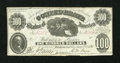 Confederate Notes:1861 Issues, T7 $100 1861.. ...