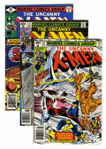 Modern Age (1980-Present):Superhero, X-Men #121-140 Group (Marvel, 1979-81) Condition: Average VF....(Total: 21 Comic Books)