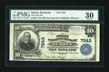 National Bank Notes:Kentucky, Sebree, KY - $10 1902 Plain Back Fr. 624 The First NB Ch. # 7242....