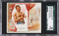Boxing Cards:General, 1888 N43 Allen & Ginter Jack McGee SGC 80 EX/NM 6....