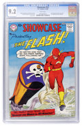 Showcase #13 The Flash (DC, 1958) CGC NM- 9.2 White pages