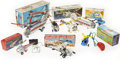 Antiques:Toys, Large Lot of Eight Helicopters, including: Marx, Haji, Alps Shoji, and Cragstan.... (Total: 8 Items)