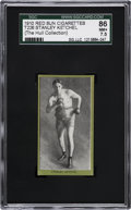 Boxing Cards:General, 1910 T226 Red Sun Stanley Ketchel SGC 86 NM+ 7.5....