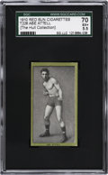 Boxing Cards:General, 1910 T226 Red Sun Abe Attell SGC 70 EX+ 5.5....