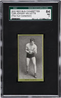 Boxing Cards:General, 1910 T226 Red Sun Johnny Willetts SGC 84 NM 7....