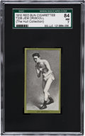 Boxing Cards:General, 1910 T226 Red Sun Jem Driscoll SGC 84 NM 7....