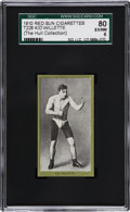 Boxing Cards:General, 1910 T226 Red Sun Kid Willette SGC 80 EX/NM 6....