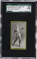 Boxing Cards:General, 1910 T226 Red Sun Tommy Sullivan SGC 80 EX/NM 6....
