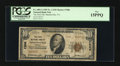 National Bank Notes:Virginia, Martinsville, VA - $10 1929 Ty. 2 The First NB Ch. # 7206. ...