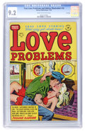 Golden Age (1938-1955):Romance, True Love Problems and Advice Illustrated #18 File Copy (Harvey, 1952) CGC NM- 9.2 Cream to off-white pages....