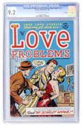 Golden Age (1938-1955):Romance, True Love Problems and Advice Illustrated #13 File Copy (Harvey, 1952) CGC NM- 9.2 Cream to off-white pages....