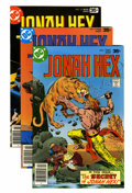 Bronze Age (1970-1979):Western, Jonah Hex Group (DC, 1977-79) Condition: Average VF+.... (Total: 13 Comic Books)