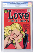Golden Age (1938-1955):Romance, True Love Problems and Advice Illustrated #33 File Copy (Harvey,1955) CGC NM- 9.2 Cream to off-white pages....