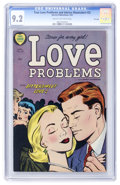 Golden Age (1938-1955):Romance, True Love Problems and Advice Illustrated #32 File Copy (Harvey,1955) CGC NM- 9.2 Cream to off-white pages....