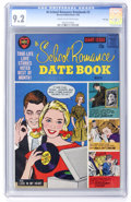 Silver Age (1956-1969):Romance, Hi-School Romance Datebook #3 File Copy (Harvey, 1963) CGC NM- 9.2Cream to off-white pages....