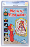 Bronze Age (1970-1979):Cartoon Character, Wendy Witch World #38 File Copy (Harvey, 1971) CGC NM+ 9.6Off-white pages....