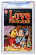 Golden Age (1938-1955):Romance, True Love Problems and Advice Illustrated #31 File Copy (Harvey, 1955) CGC NM- 9.2 Cream to off-white pages....