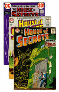 Bronze Age (1970-1979):Horror, House of Secrets Group (DC, 1964-77) Condition: Average FN+....(Total: 6 Comic Books)