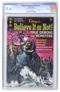 Silver Age (1956-1969):Horror, Ripley's Believe It Or Not #14 File Copy (Gold Key, 1969) CGC NM+9.6 Off-white to white pages....