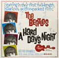 "Movie Posters:Rock and Roll, A Hard Day's Night (United Artists, 1964). Six Sheet (81"" X 81"")....."