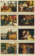 "Movie Posters:Hitchcock, The Wrong Man (Warner Brothers, 1957). Lobby Card Set of 8 (11"" X 14"").. ... (Total: 8 Items)"