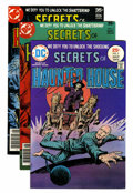 Bronze Age (1970-1979):Horror, Secrets of Haunted House Group (DC, 1973-81) Condition: AverageVF+.... (Total: 17 Comic Books)