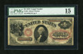 Large Size:Legal Tender Notes, Fr. 26 $1 1875 Legal Tender PMG Choice Fine 15....