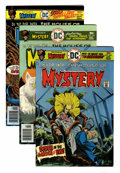 Bronze Age (1970-1979):Horror, House of Mystery Group (DC, 1976-83) Condition: Average VF+....(Total: 18 Comic Books)