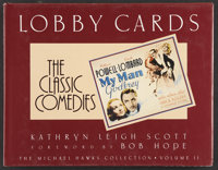 """Lobby Cards: The Classic Comedies (Pomegranate Press, 1988). Hardcover Book (Multiple Pages, 9"""" X 11"""")"""