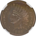 Proof Indian Cents: , 1885 1C PR66 Red and Brown NGC. NGC Census: (46/10). PCGS Population (32/17). Mintage: 3,790. Numismedia Wsl. Price for NGC...