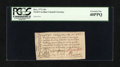 Colonial Notes:North Carolina, North Carolina December, 1771 10s PCGS Extremely Fine 40PPQ....
