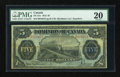 Canadian Currency: , DC-21e $5 1912. ...