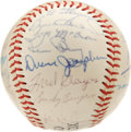 Autographs:Baseballs, 1967 Chicago White Sox Team Signed Baseball. Chicago White Soxsouvenir baseball that we offer here has been signed by 29 m...