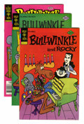 Bronze Age (1970-1979):Cartoon Character, Bullwinkle File Copy Group (Gold Key, 1976-80) Condition: AverageNM-.... (Total: 4 Comic Books)