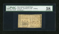 Colonial Notes:New Jersey, New Jersey December 31, 1763 1s PMG Choice About Unc 58....