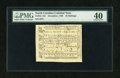 Colonial Notes:North Carolina, North Carolina December, 1768 40s PMG Extremely Fine 40....