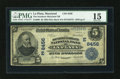 National Bank Notes:Maryland, La Plata, MD - $5 1902 Plain Back Fr. 600 The Southern Maryland NBCh. # (E)8456. ...