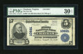 National Bank Notes:Virginia, Chatham, VA - $5 1902 Plain Back Fr. 607 The First NB Ch. # 10821....
